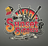 Sunset Sinners T-Shirt