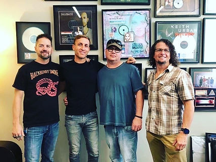 Sunset Sinners with Anthem Entertainment Songwriters