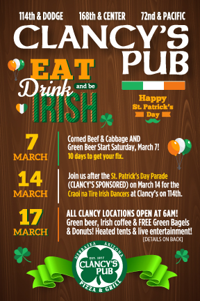 St. Patrick Day 2015 Poster