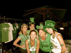 St. Patrick's Day Year 1