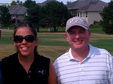 Clancy Co-Managers Randy and Kayla