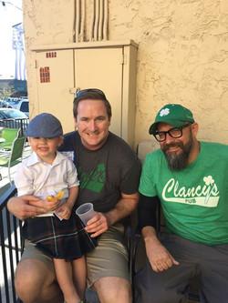 Clancy's St Patrick's Day Celebrate