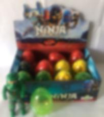 Ninja Figurines