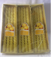 Candle (4pc)