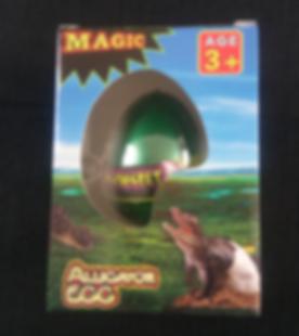 Aligator Eggs