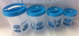 Plastic Bowls (4pc)