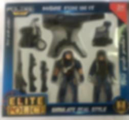 Police Figurines