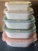 Plastic Bowls (5pc)