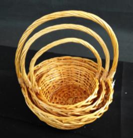 Knit Basket (3pc)