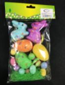 Easter Bunnie/Eggs