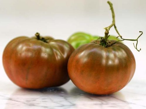 Tomato: True black Brandywine