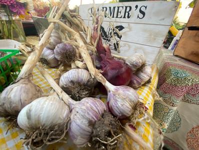We love Garlic