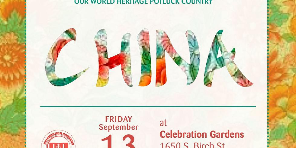 World Heritage Potluck Series: CHINA