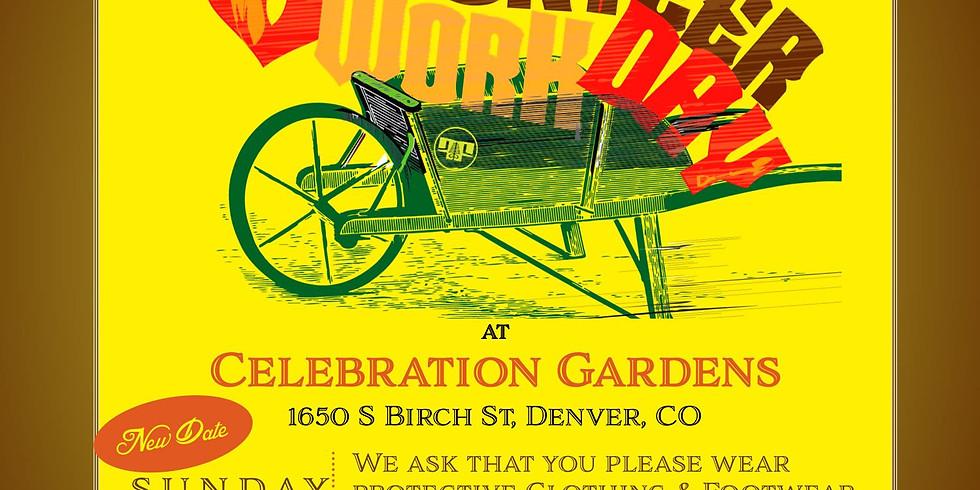Volunteer Work Day: Celebration Gardens (1)