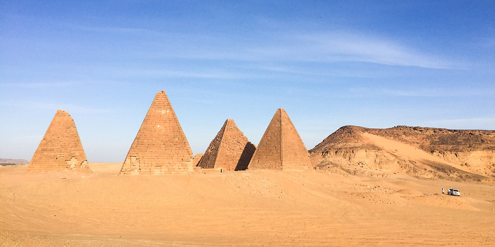 World Heritage Potluck Series: Sudan