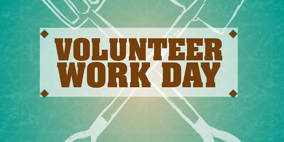 Majestic View Volunteer Work Day