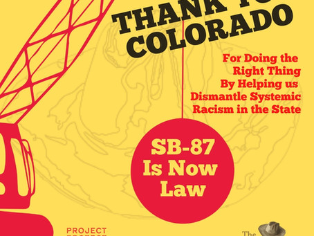 Press Release: Colorado's Historic Agricultural Workers Rights Bill 21-087 is Law
