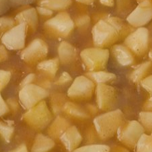 Toppings: Apple Pie Filling