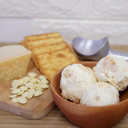Parmesan Cheese & Cream Crackers