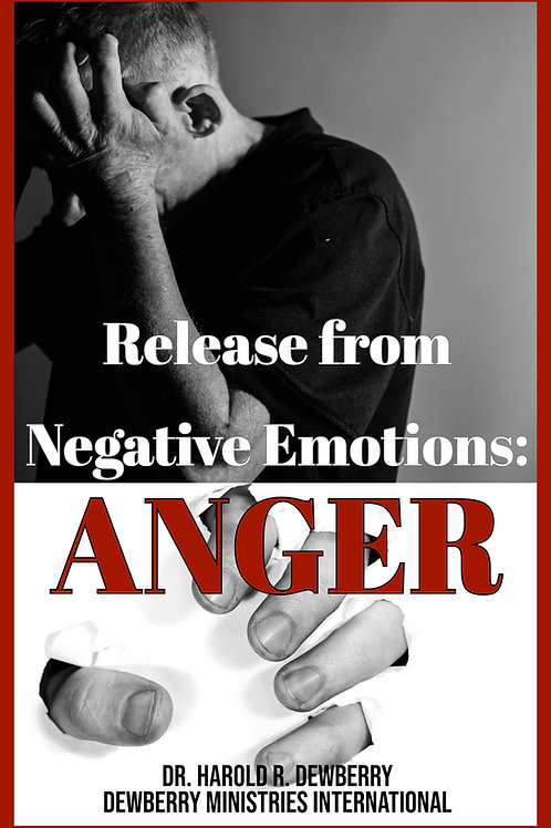 Release from Negative Emotions: Anger