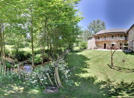 Maison d'hôtes Moulin de Limayrac Aveyron ouvre le 28 mars 2020
