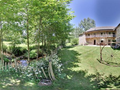 Maison d'hôtes Moulin de Limayrac Aveyron ouvre le 3 mai 2021