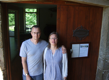 Notre projet de chambres d'hôtes et gîte : Un changement de vie