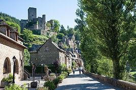 Belcastel, plus beaux villages de France