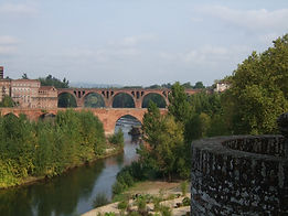 Albi, vieux ponts