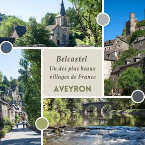 Belcastel : Un des plus beaux villages