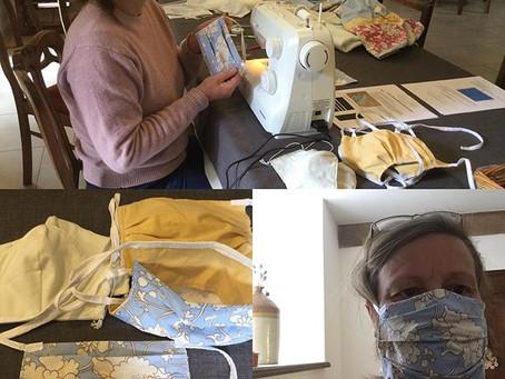 Fabrication de masques norme AFNOR