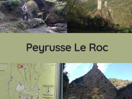 Randonnée à Peyrusse Le Roc