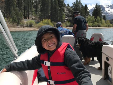 Make Fishing a Family Endeavor