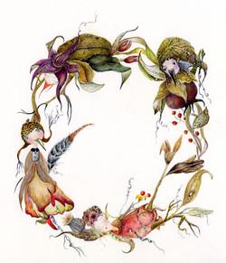 Song of Four Fairies