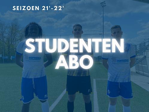 Studenten abonnement 21'-22'