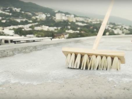¿Cómo se preparan las superficies para usar los impermeabilizantes de Impercaucho?