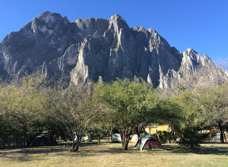 Posada El Potrero Chico in the New York Times