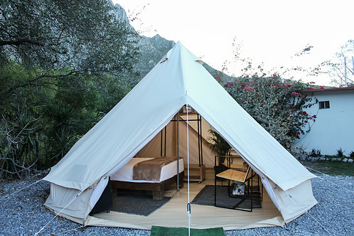 2 Noches de Glamping
