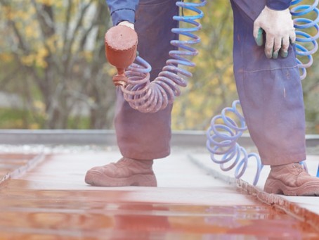 Algunas razones para impermeabilizar tu azotea o muros
