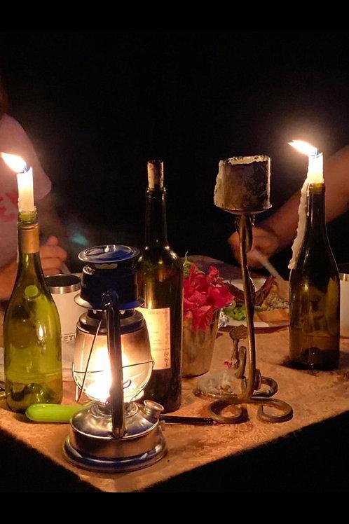 Cena Romántica  / Romantic Dinner