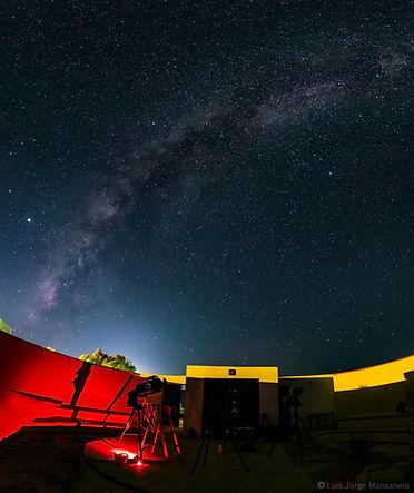 Vialactea_desde_Observatorio_002_LuisMan