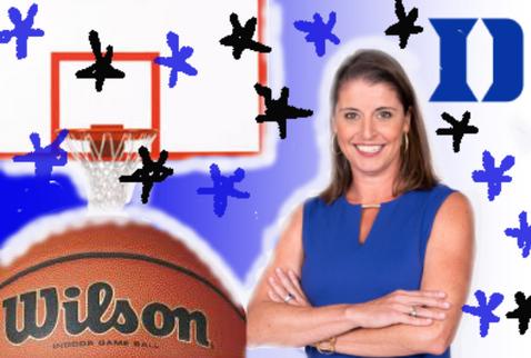 Coach P: Duke Women's Basketball Coach