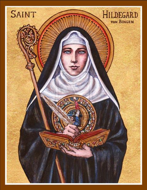 St. Hildegara