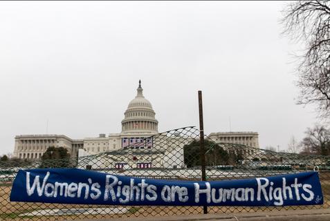 Women Changing U.S. Politics