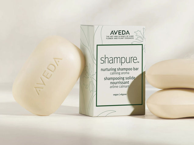 Shampoo secco Aveda Fabio e Diego Parrucchieri