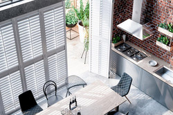 Track System Shutters