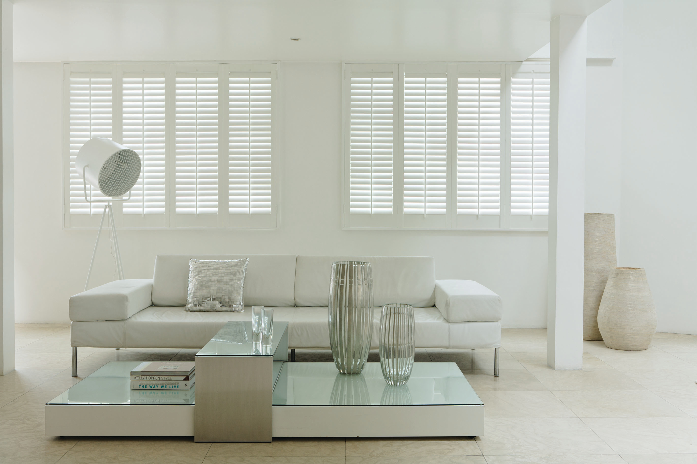 Shutters in Stafford