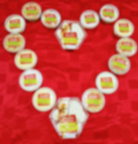 Heart Shaped Layout Trudies Products