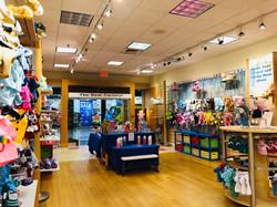 Inside Cape Cod Mall