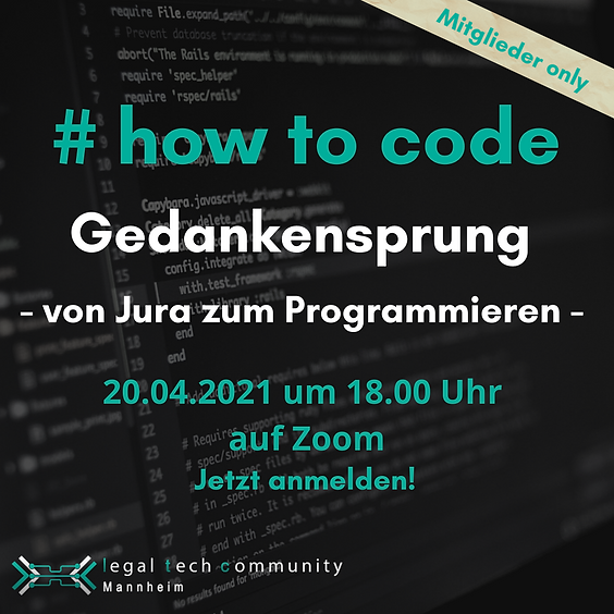 # how to code